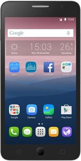 Alcatel OneTouch  Pop Star 5022D