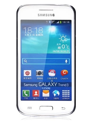 Samsung Galaxy STAR Advance G350